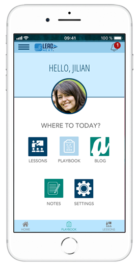 LeadNext Leadership App